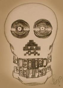 Muerte Analoga by Skank